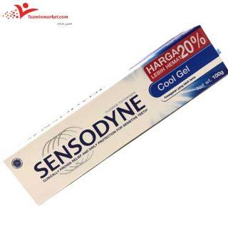 خمیر دندان سنسوداین ابی sensodyne toothpaste