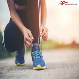 تاثیر پیاده روی بر روی کاهش وزن