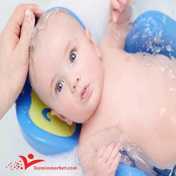 شستن و حمام کردن صحیح نوزاد و کودک