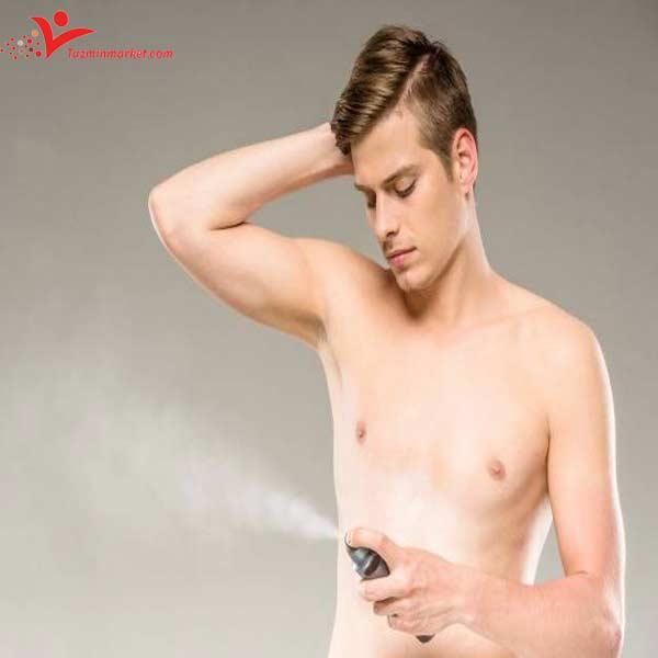 اسپری زیر بغل ضد تعریق مردانه و زنانه