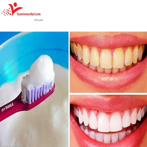 استفاده از نمک برای کاهش دندان درد و سفیدی دندان