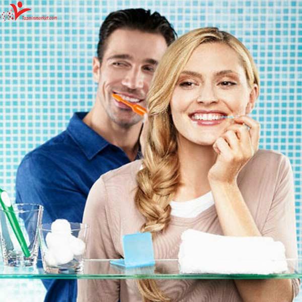 مسواک زدن و سلامت دندان ها