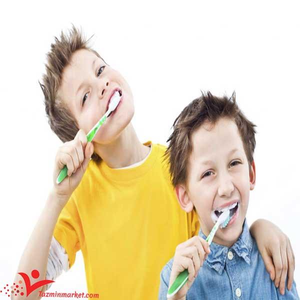 خمیر دندان کودکان